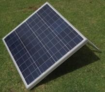 80W Portable Solar Panel