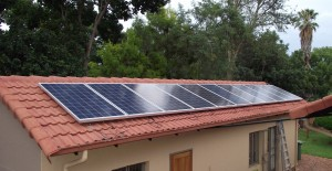 Solar Power System 1