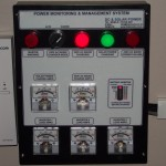 Power Management Panel