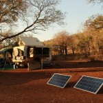 Camping Solar System