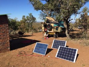 Bush Lapa Solar Power