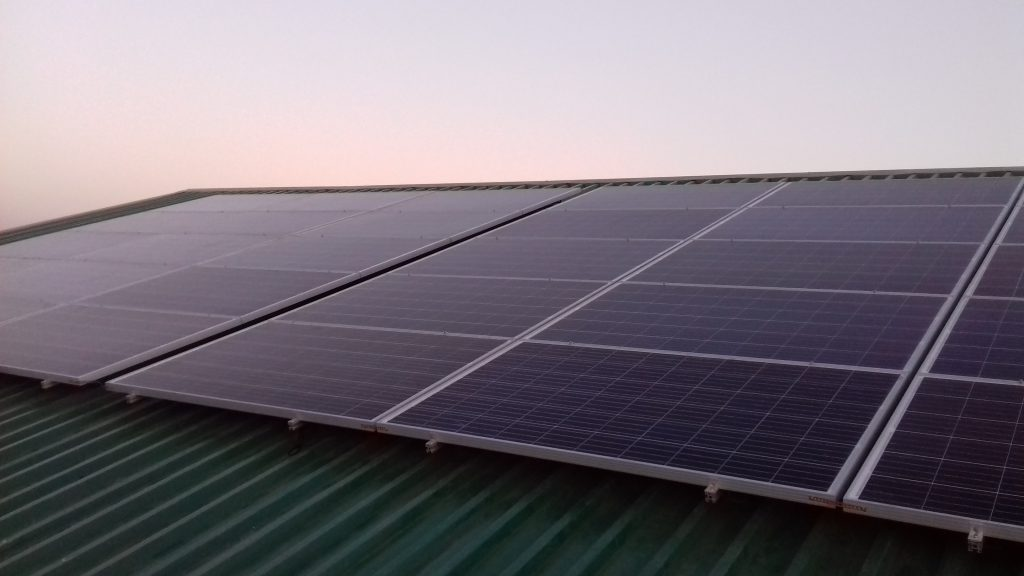 Complete Home Solar Power Installation